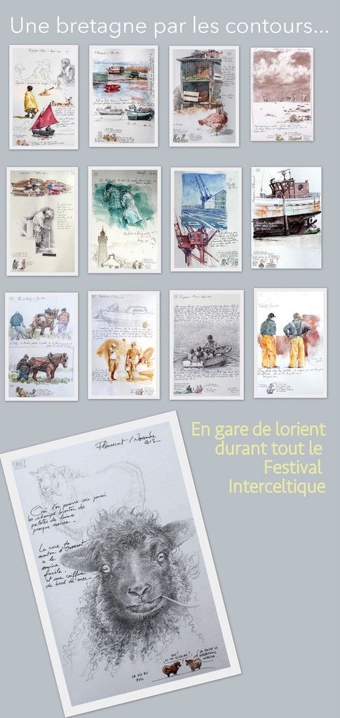 Expo / Festival Interceltique de Lorient (56)