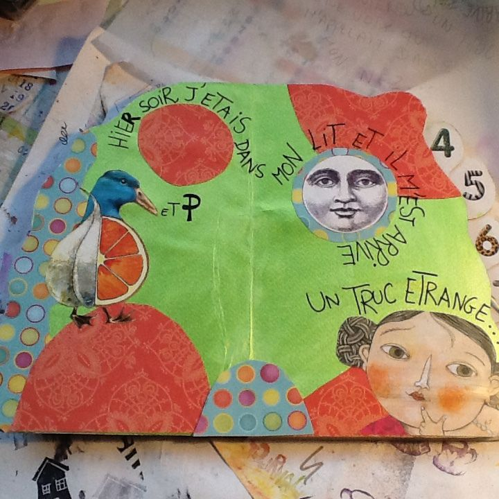 Art journal...forum incartades