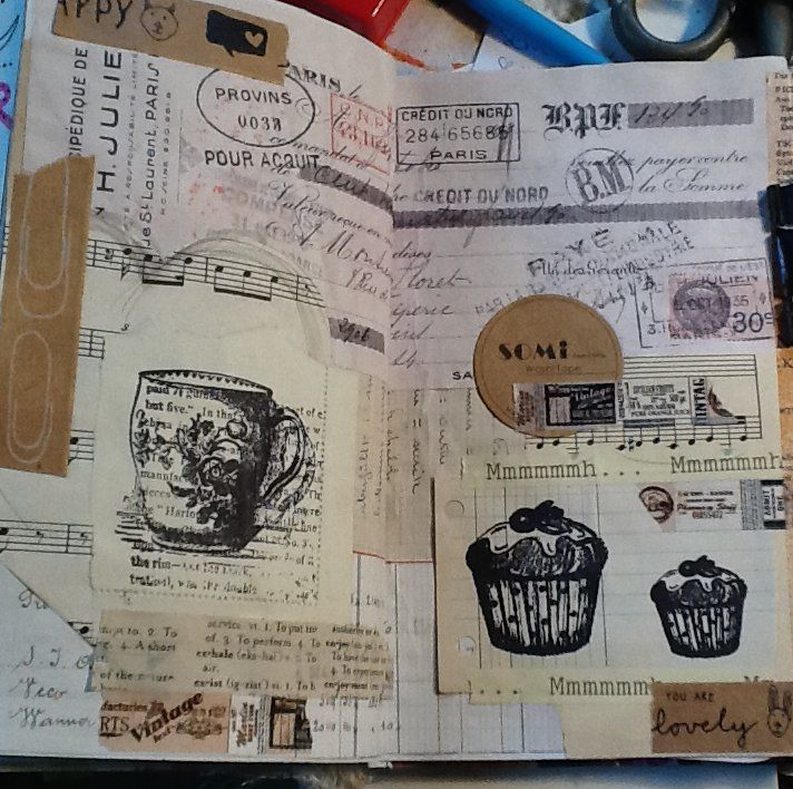 positiv attitude art journal septembre