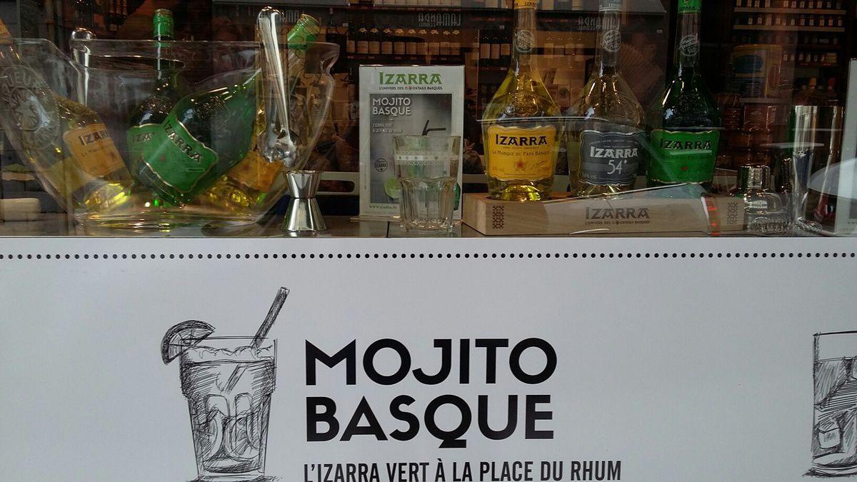 Le mojito basque, ça vous dit quelque chose ?