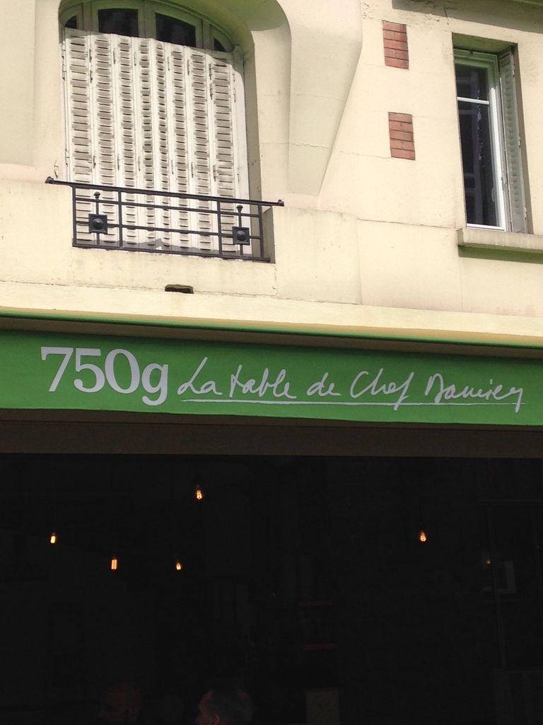 750g la table, un restaurant au concept inédit !