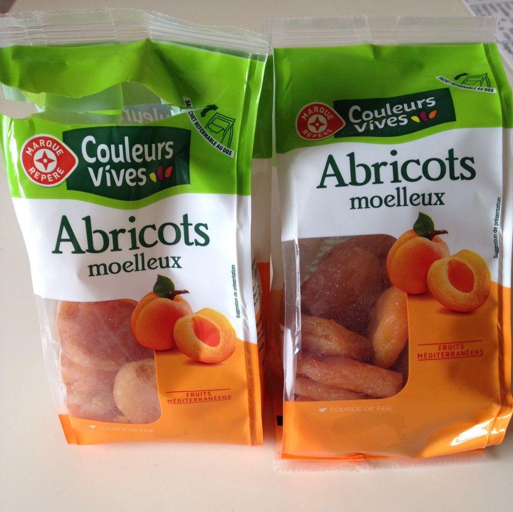 Confiture d'abricots secs et vanille