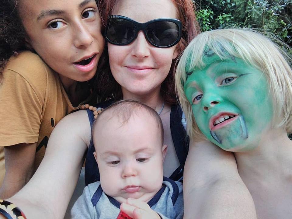 Si toi aussi tu aimes tes enfants plus que tout...