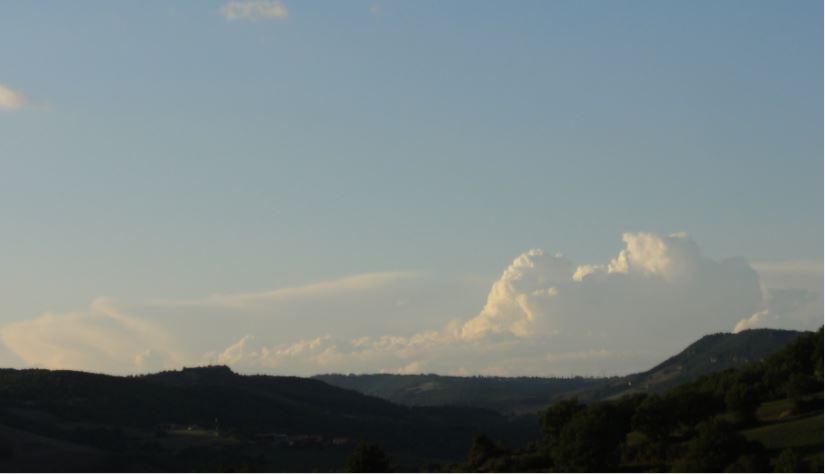 ciel du 18 août