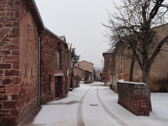 Neige à Rayssac