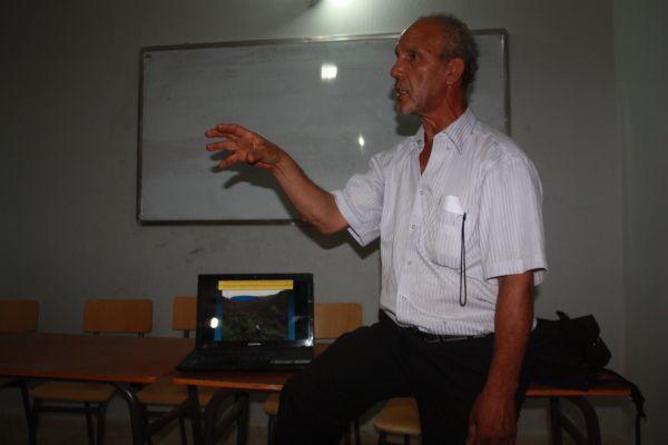 &quot&#x3B;L'eau est vie, l'arbre aussi&quot&#x3B; par Mohamed Djazaïri