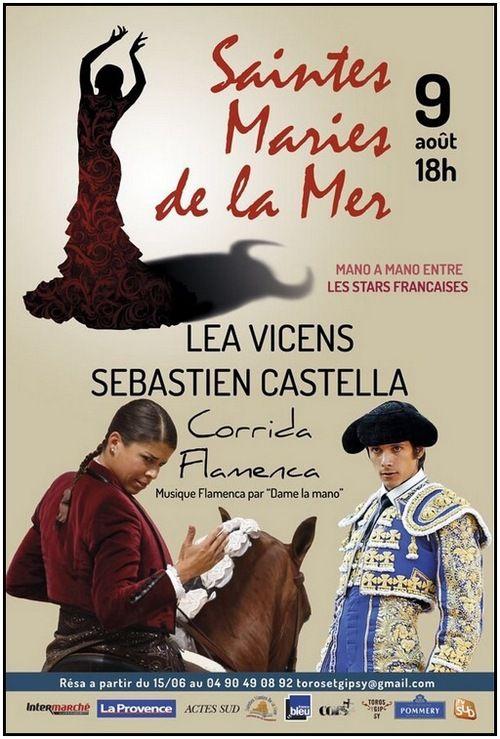 ... CENTAURE D'OR LE 14 JUILLET &amp&#x3B; CORRIDA FLAMENCA LE 9 AOÛT AUX SAINTES-MARIES-DE-LA-MER ...