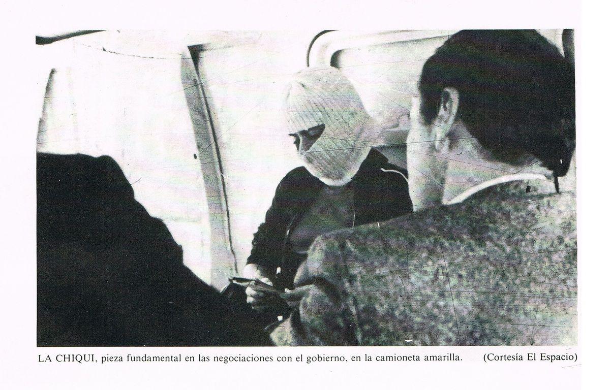 Operacion Democracia y Libertad (Febrero 27 de 1980): Comando Jorge Marcos Zambrano