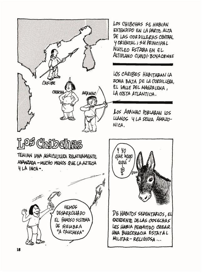 La Historia de Colombia (1) (Sin permiso)