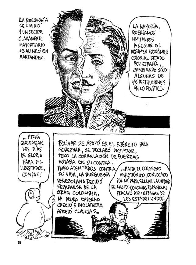 La Historia de Colombia 7 Sin permiso - La República de los señores