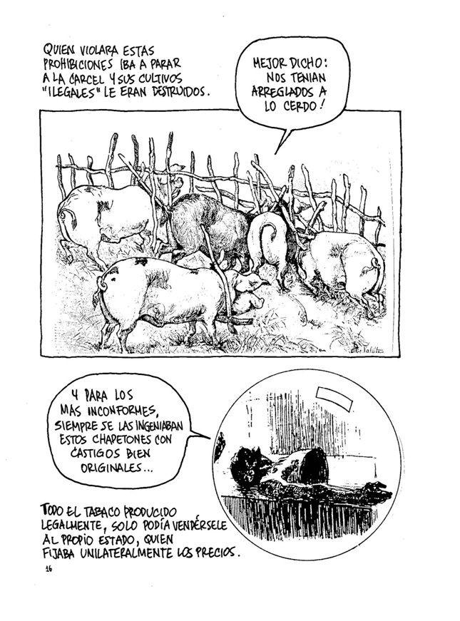 La Historia de Colombia 5 Sin permiso - La Insurrección de los Comuneros