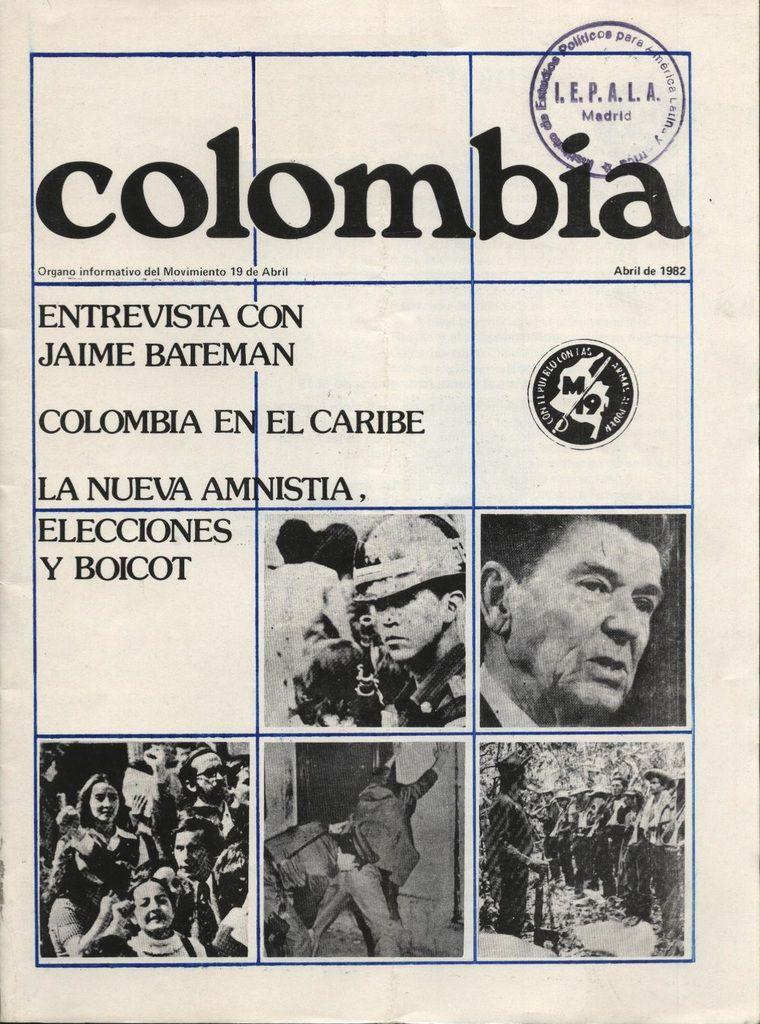 """""""Con mucho gusto seguiremos siendo representantes ilegales del pueblo Colombiano"""""""