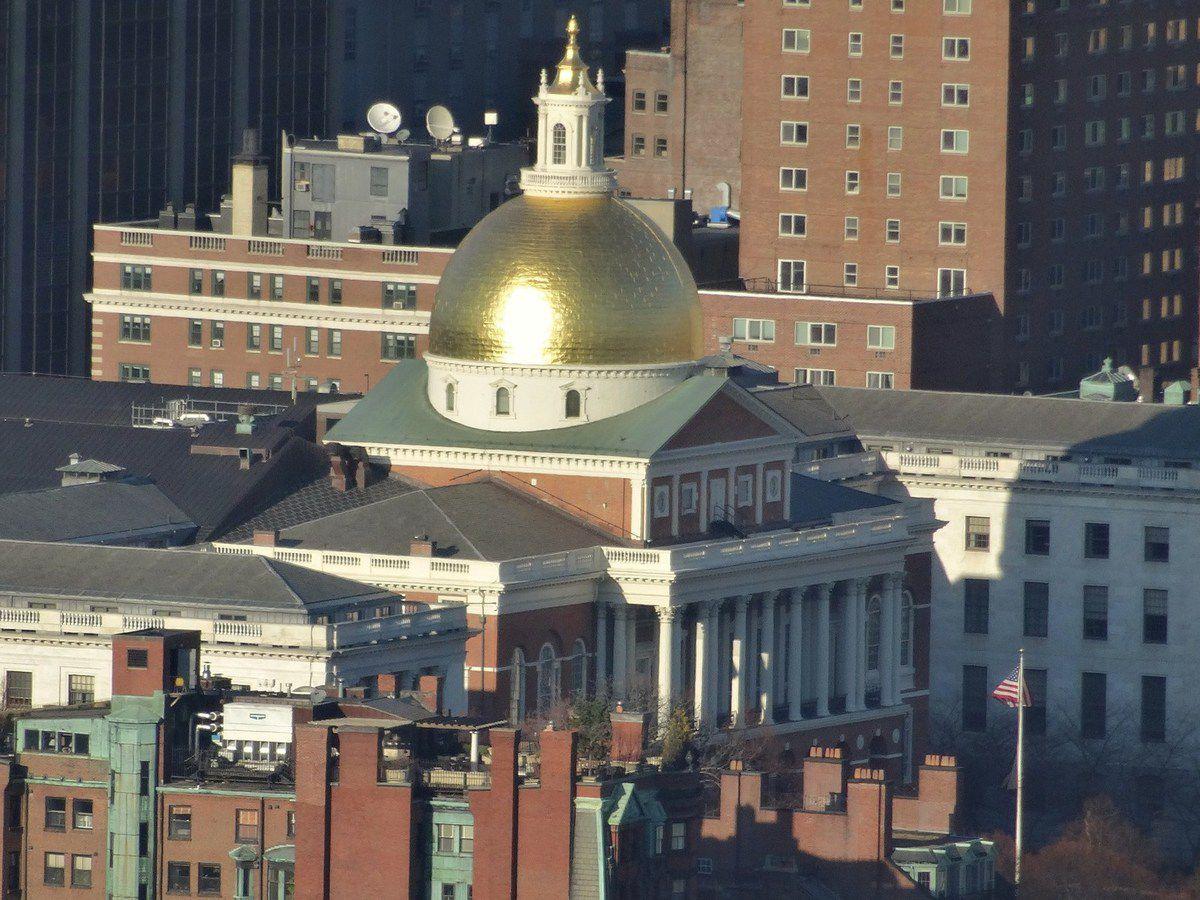 La Massachussets State House