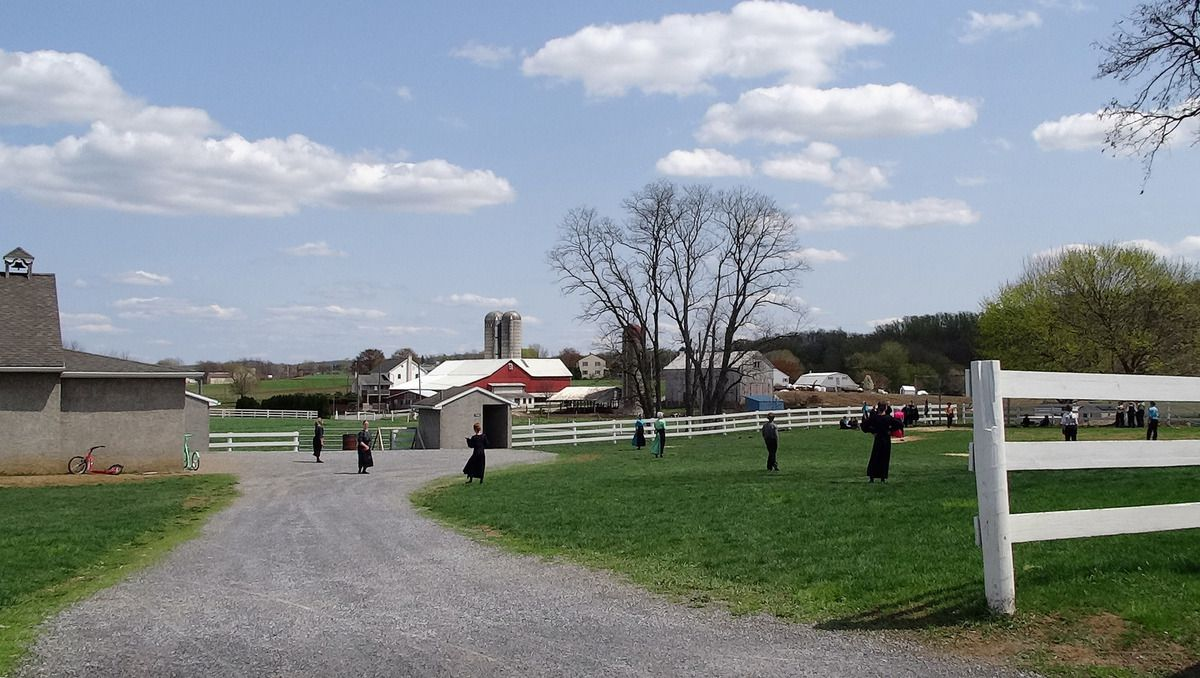 ALBUM AVRIL 2015 : LANCASTER COUNTY