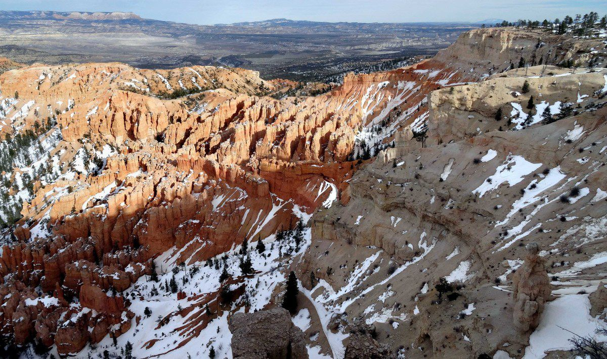 ALBUM FEVRIER 2016 : BRYCE CANYON