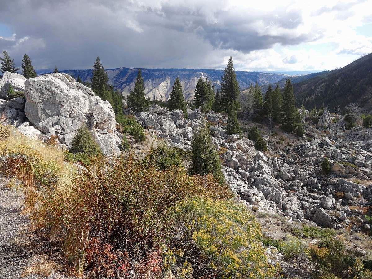 Yellowstone nord