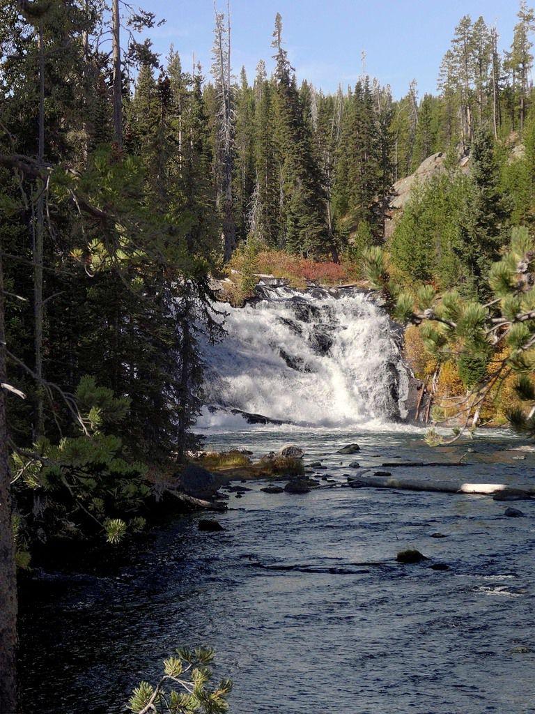 Yellowstone Kepler Cascades