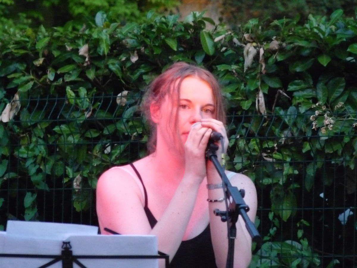 Elsa Béziers : une songwriter à Marson.