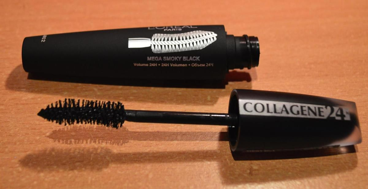 Mascara Mega Volume collagène 24h de L'Oréal