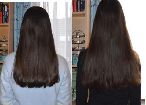 Mes cheveux, ce mois-ci...