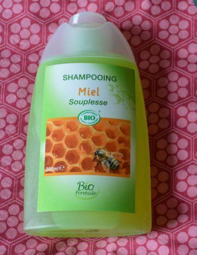 Shampooing souplesse au miel de Bio Formule