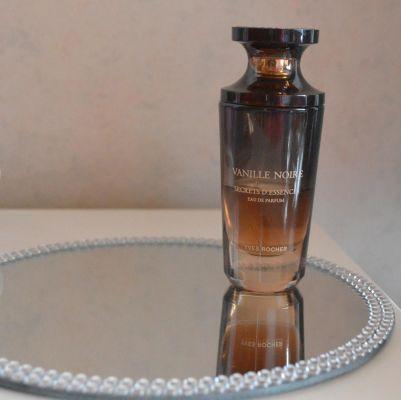 L'eau de parfum Vanille Noire de Yves Rocher