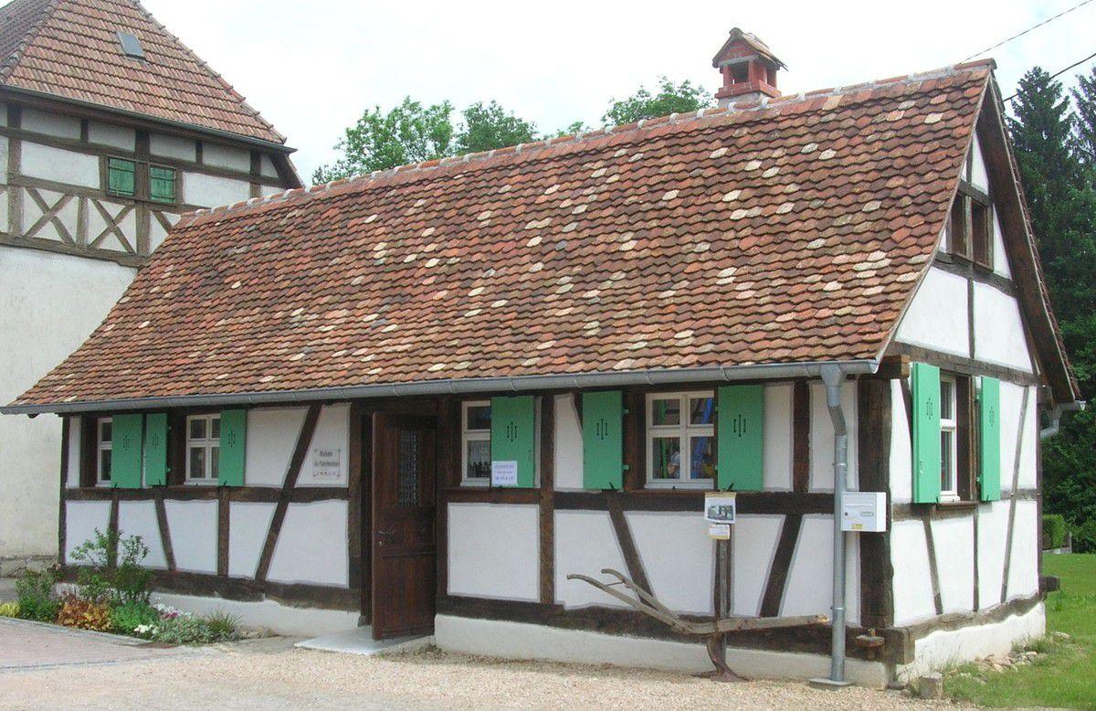 Maison du Patrimoine à Durmenach