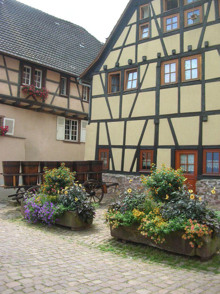 Balade à Eguisheim