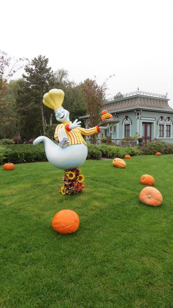 Halloween à Disneyland