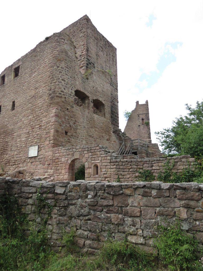 Balade aux 3 châteaux d'Eguisheim
