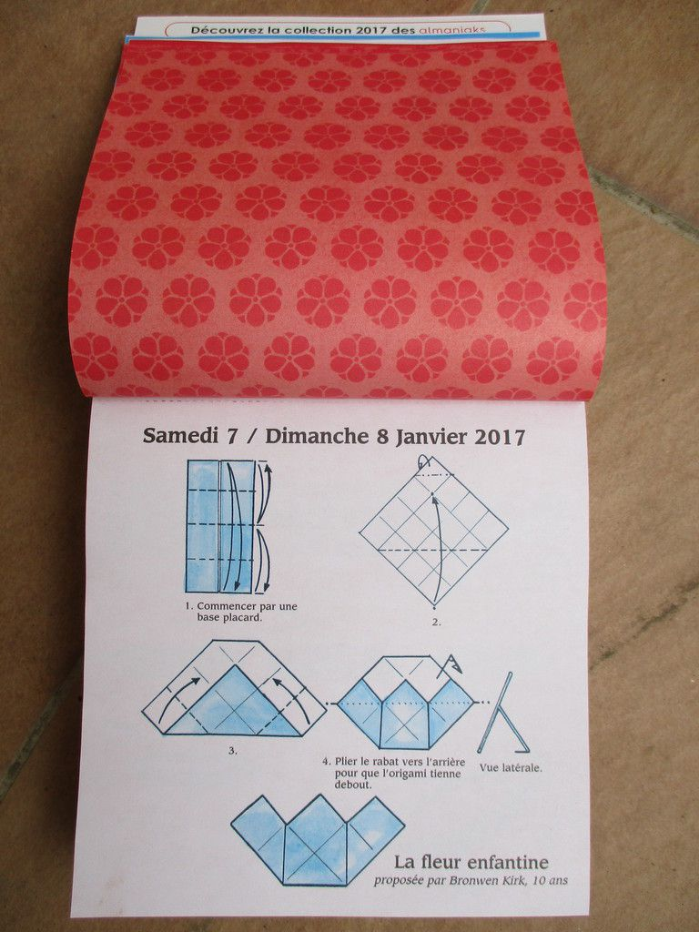 365 jours d'origami