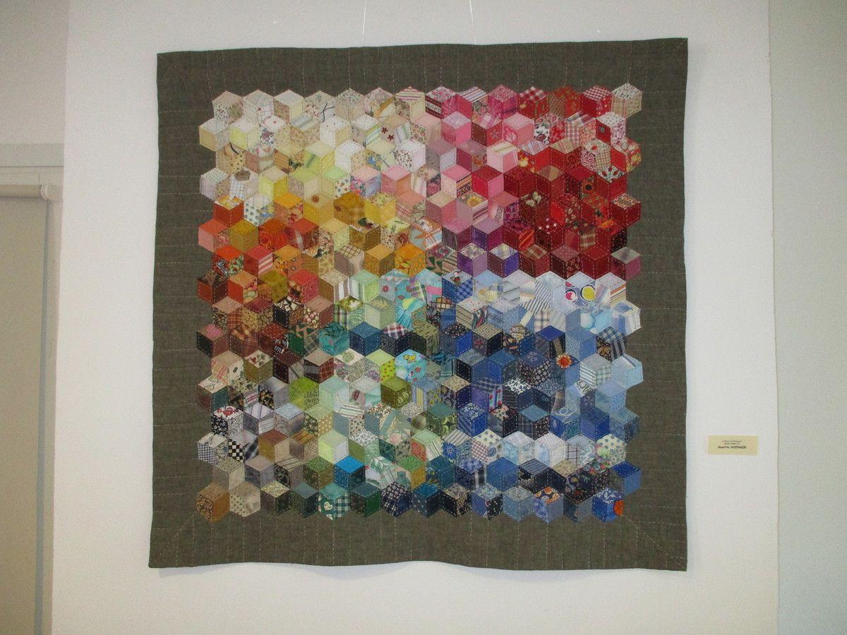 Les 20 ans de l'atelier de patchwork à Ferrette
