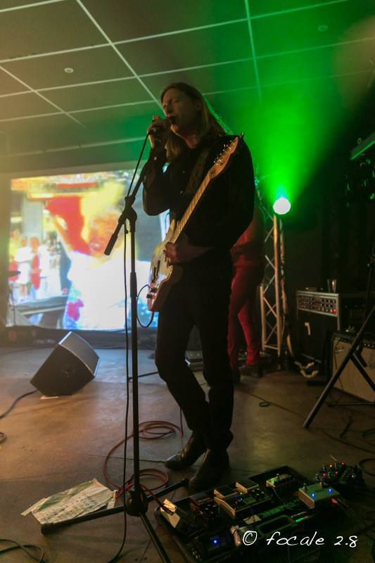 Soirée Belge: The Experimental Tropic Blues Band presents The Belgians + The Spectors au Salon à Silly- le 18 avril 2015