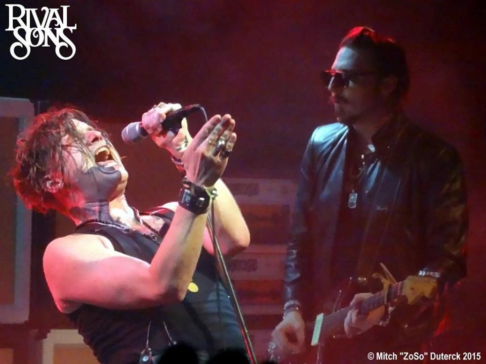 RIVAL SONS - Le Plan, Ris- Orange (FR)- le 29 avril 2015