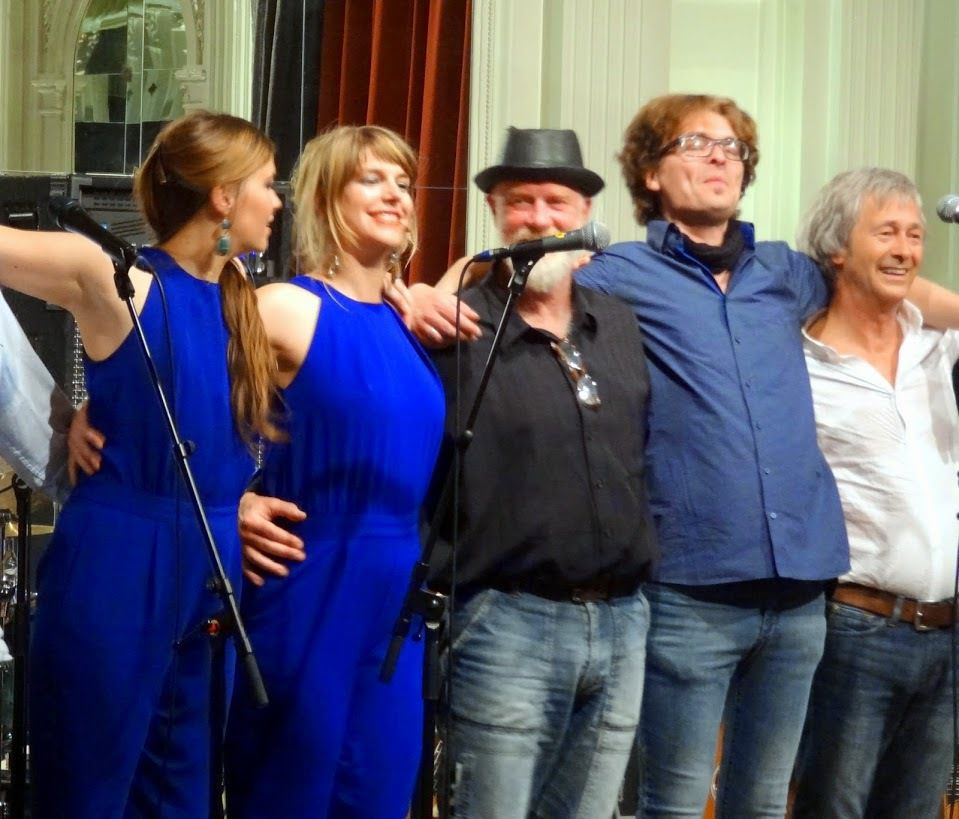 Diamond on the rocks - De Markten - Bruxelles - le 3 mai 2015