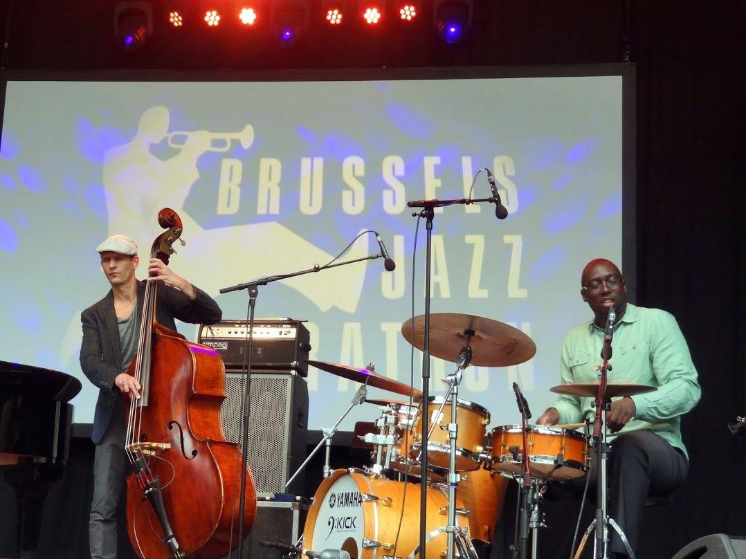 Brussels Jazz Marathon: Laila Biali Trio @ Grand Place, Bruxelles, le 23 mai 2015