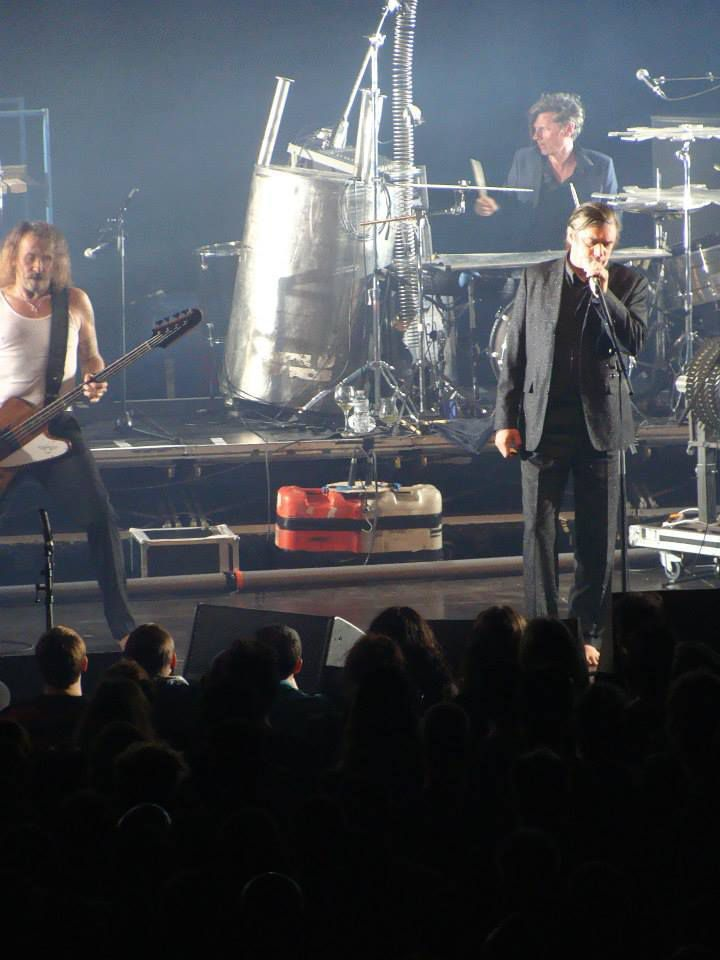 Einstürzende Neubauten - 'Greatest Hits' @ Ancienne Belgique- Bruxelles- le 27 mai 2015