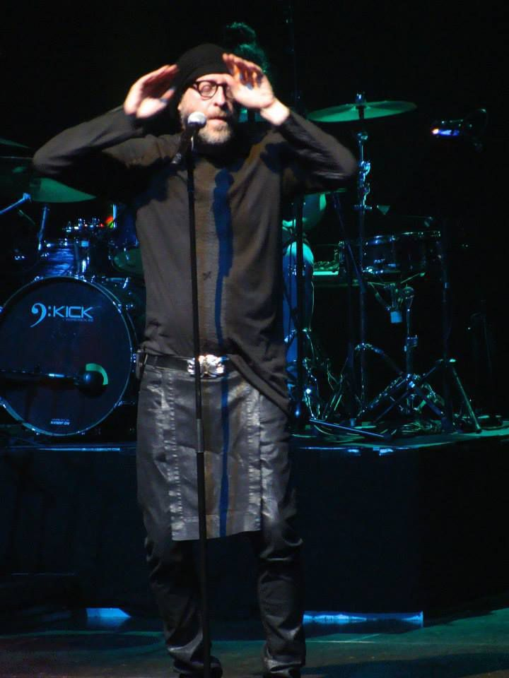 Mario Biondi - Ancienne Belgique ( Théâtre) - Bruxelles, le 10 juin 2015 - bis