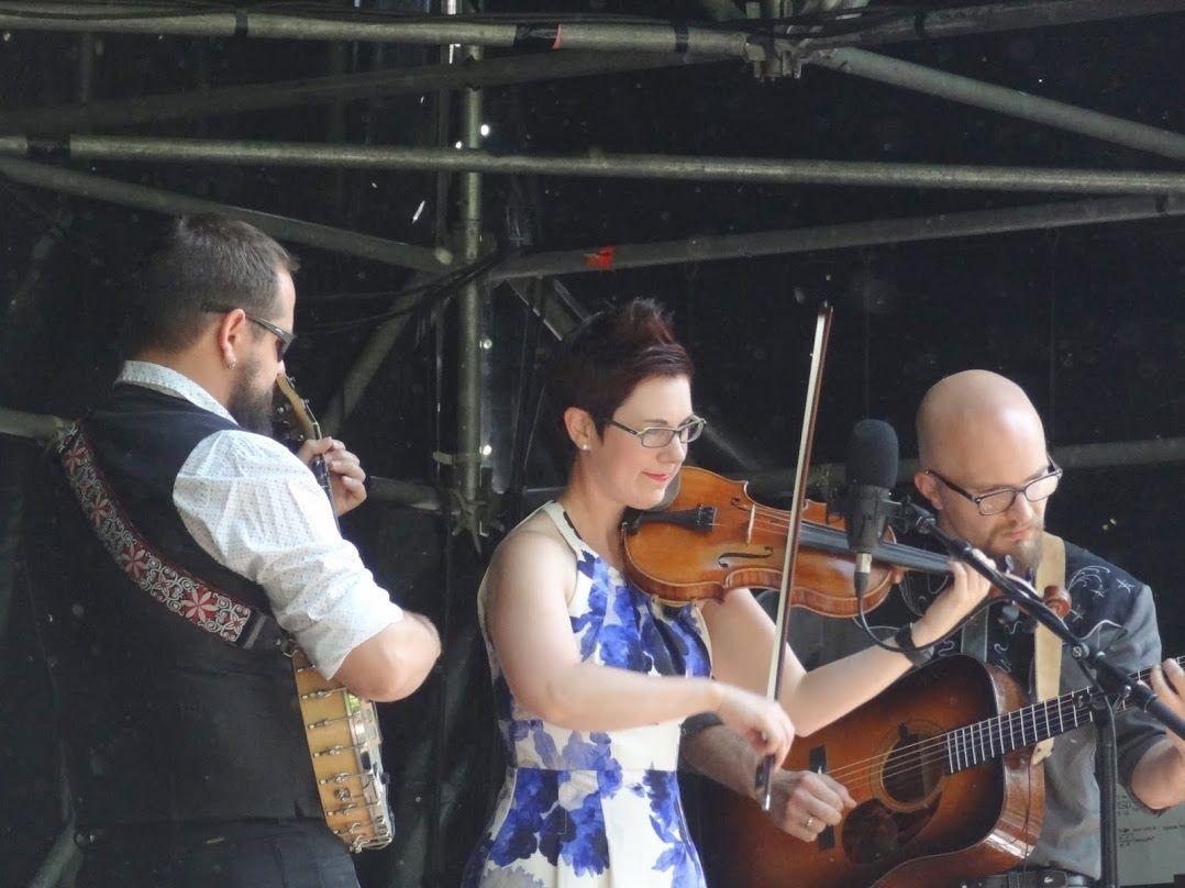 Brosella- Folk Day- Théâtre de Verdure- Bruxelles- le 11 juillet 2015