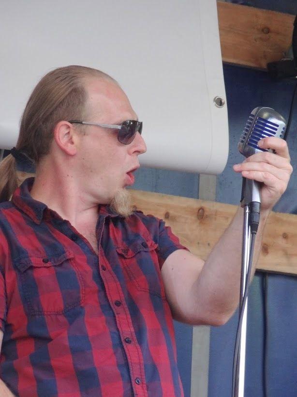 Nasty and the Fliptones @ 8 ste Kwerps herleeft - Erps-Kwerps- le 18 juillet 2015