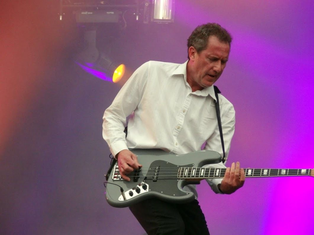 Brussels Summer Festival 2015 ( day 10) : Paon- Orchestral Manoeuvres in the Dark - Place des Palais - Bruxelles, le 23 août 2015