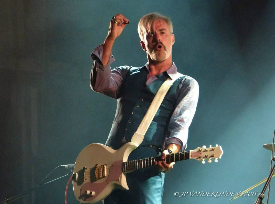 Brussels Summer Festival 2015 ( day 9) : Romano Nervoso - Therapy? - Flogging Molly - Triggerfinger - Place des Palais - Bruxelles, le 22 août 2015