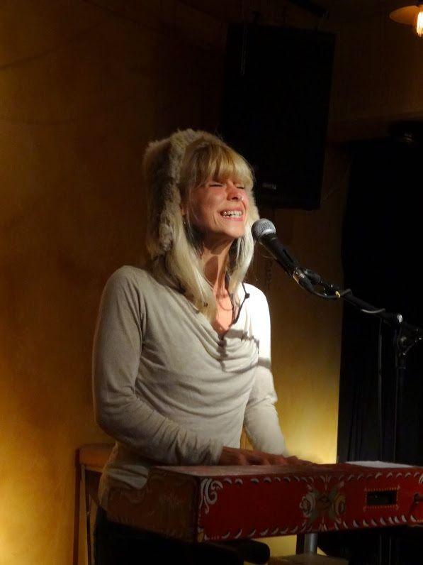 Mae Karthauser au Soul Inn- Bruxelles, le 3 septembre 2015