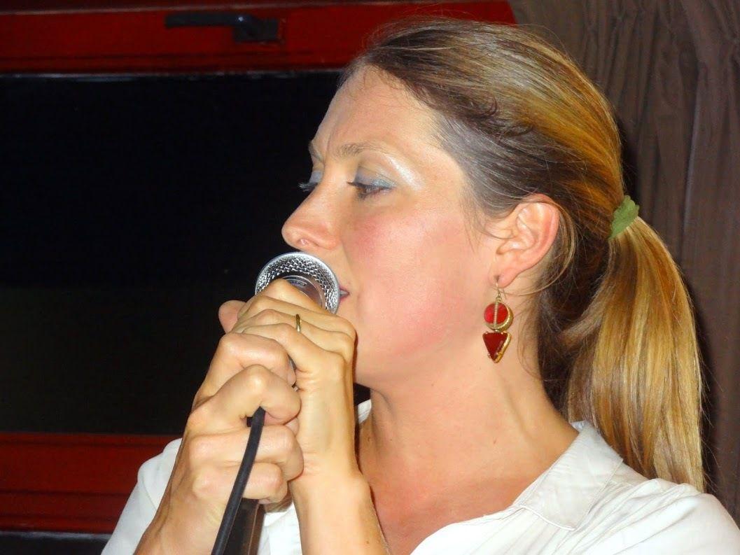 Jane Spleen au Café Merlo- Bruxelles, le 8 septembre 2015