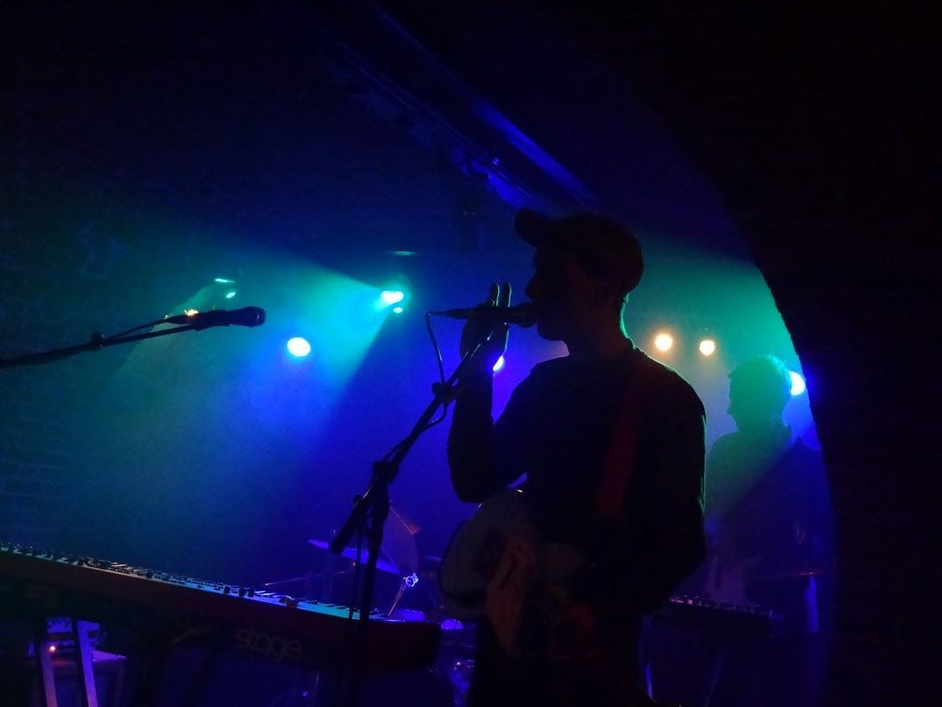Outfit au Witloof Bar du Botanique, Bruxelles, le 20 septembre 2015