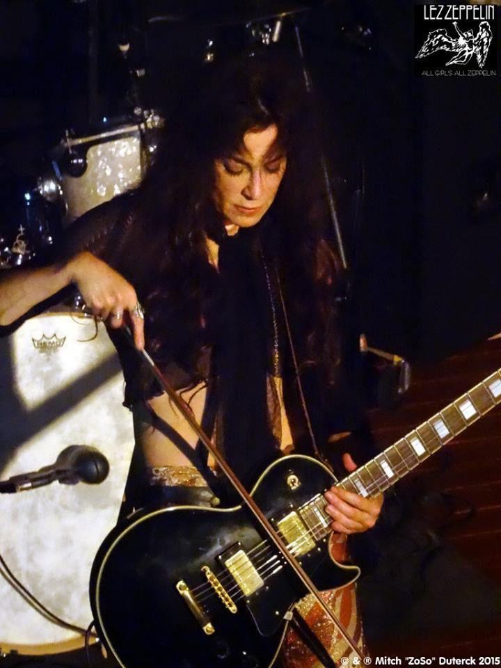 Lez Zeppelin - Spirit of 66 - Verviers le 6 octobre 2015