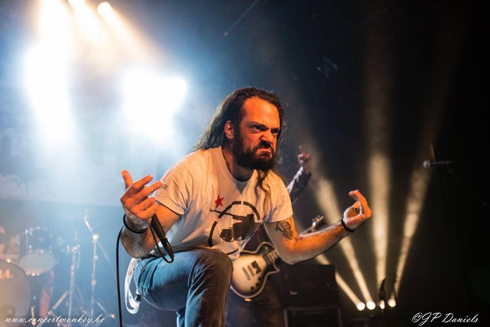 Road To Rock 8 - Cité Culture - Laeken- le 10 octobre 2015