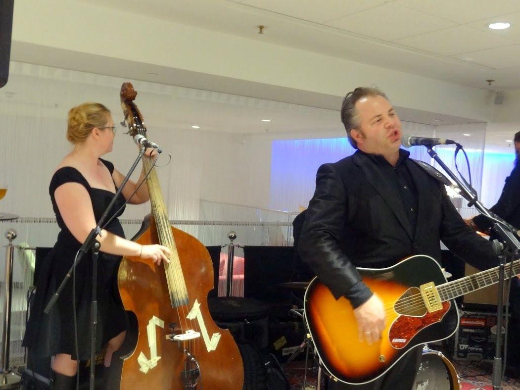 Church of Cash - Thon Music Sessions @The O Bar, Bruxelles- le 3 novembre 2015
