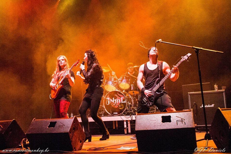 Kraken Metal Rock Fest 3 - Espace Victor Jara - Soignies, le 7 novembre 2015