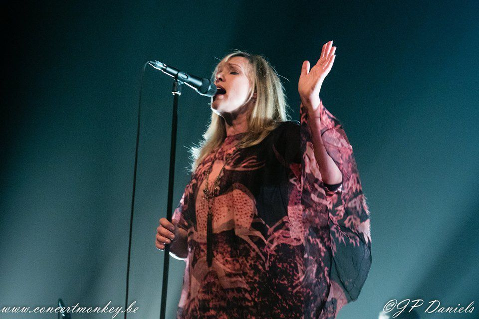 Elisa Waut + All Things Automatic - Het Depot - Leuven, le 15 novembre 2015